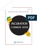 Incubation Guide Book(Eng)