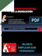 Jalar o Empujar - San Fernando