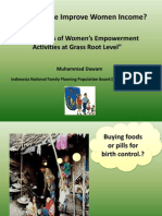 Women Empowerment Case Studies
