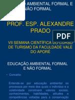 Educacao Ambiental Formal e Nao Formal1