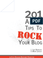 201 a-List Tips to Rock Your Blog HQ(2)