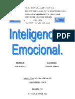 INFORME INTELIGENCIA EMOCIONAL