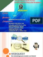 2.PRESENTACION Webquest