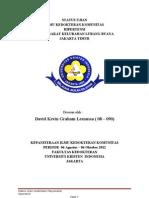 Status Ujian Ikm David Kevin (Repaired)