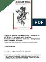 Algumas teorias e princípios da Constituição%0Ada África Primordial