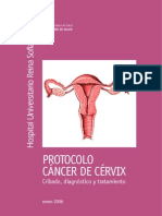 Protocolo Cancer Cervix