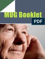 MUG Booklet