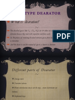 Tray Type Dearator