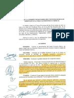 Acuerdo Del Convenio de Carnicas 26-10-12