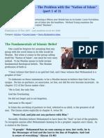 Nation of Islam or Farrakhism