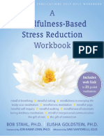 Mindfulness-Based Stress Reduction Workb - Elisha Goldstein