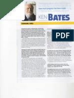 Ken Bates Programme Notes Leeds United vs Southampton 30.10.12 P1