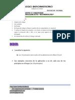 Deber emprendimiento y gestión 6 de noviembre de  2012