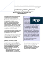Evidence-Based Treatment of Chemical Dependency, Mental Illness, and Co-Occurring Disorders