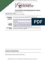 Genome Res. 2005 Kunin 954 9
