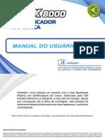 Manual Max8000 r5