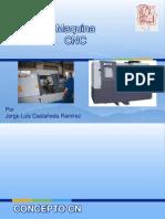 Maquina CNC 2