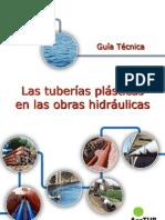guia_tecnica Las tuberías plásticas en obras hidráulicas