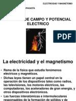 Apuntes Campo Electrico