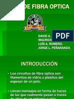 Tipos de Fibra Optica