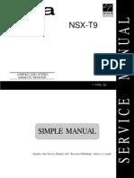AIWA NSX-T9
