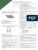 98820910 Lista de Exercicios de Geometria de Posicao e Poliedros Convexos