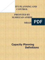 Operation Management Presention
