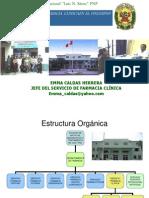 01 Realidad Farmacia Clinica 2012
