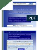 E SAP MM Configuraciones Personalizadas