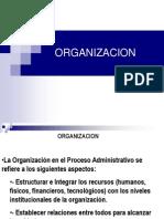 Coord. de Una Organizacion