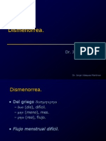 DISMINORREA