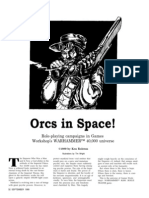Orcs in Space!