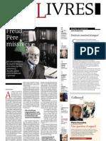 Supplément Le Monde des livres 2012.11.02