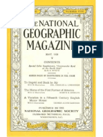 National Geographic 1928-05