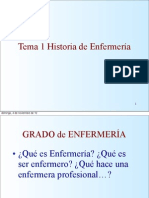 Tema 1 Historia de Enfermeria