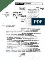 Preparation civique et psychologique de l'armee rwandaise par Col. Deogratias Nsabimana (21 sept. 1992)