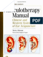 Auriculotherapy Manual Chinese and Western Systems of Ear Acupuncture, Third Edition