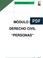 Derecho Civil Personas
