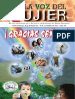 La Voz Del Ujier No84 Noviembre