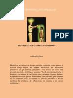 Alphonse Bouvier a Historia Do Passe Magnetico