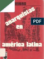 Anarquistas en America Latina - David Viñas