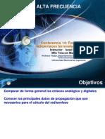 Lecture 14 Radioenlaces Terrenales Servicio Fijo- P3
