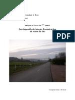 Les étapes Et Les Techniques de Construction Du Viaduc Du Bec