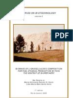 Series Em Biotecnologia Vol II Lignocellulosic Biomass