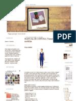 Alfileres de Plata_ MANUAL de COSTURA_ Tomar Medidas