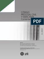 Codigo Procesal Civil y Mercantil Comentado 2a. Edicin