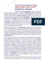 - Manifiesto Andino_2012[1]