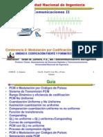 Lecture 6 Formateo de Señales en PCM