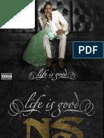 Digital Booklet - Life is Good