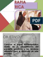 Fisioterapia en Geriatria Adriana Rodriguez